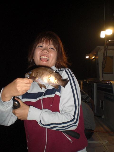 久里浜沖夜メバル