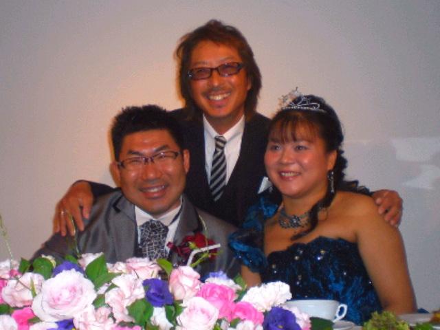 [速報]結婚披露パーティー in 横浜