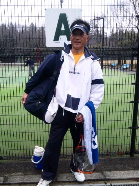@地元テニス同好会の総会