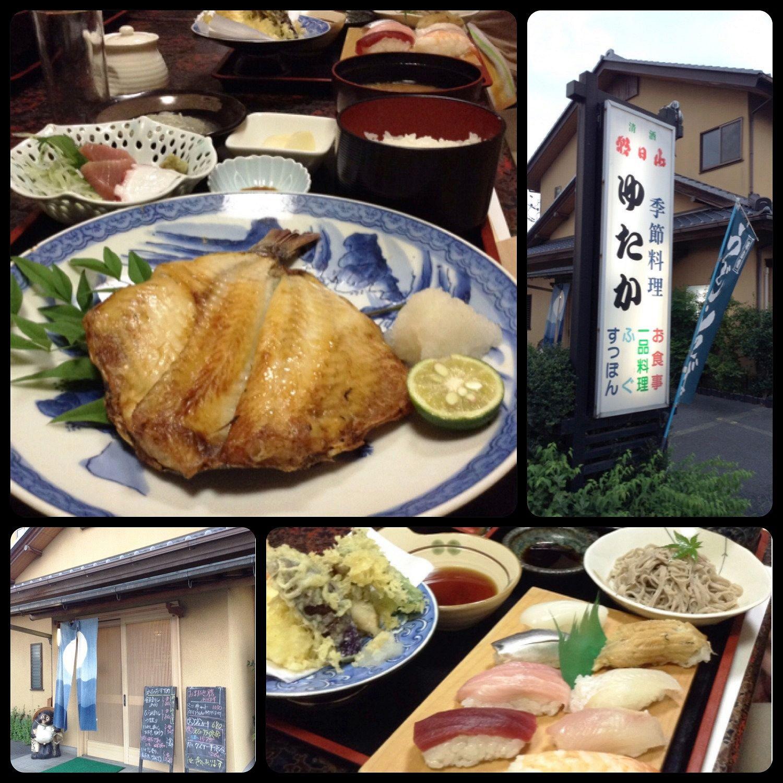 小料理屋『季節料理 ゆたか』 @栃木