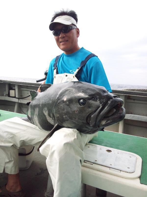 2014.10.04 幻の魚アブラボウズ釣り